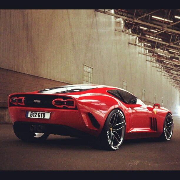 Rocking Ferrari GTO