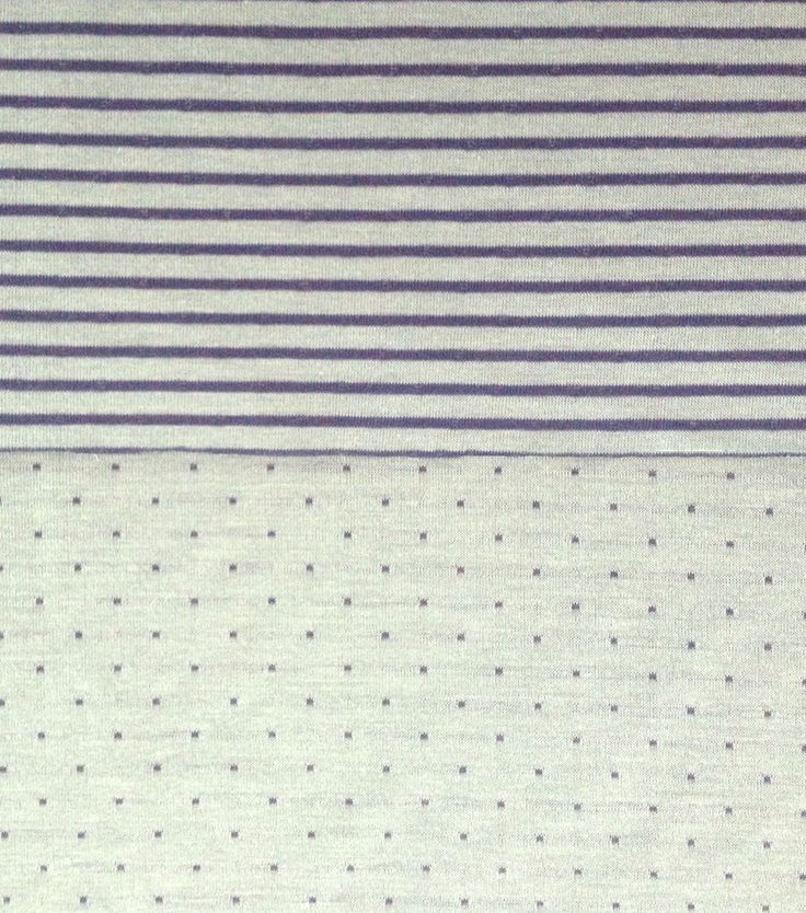 Doodles Collection- Sofia Reverse Knit Stripe Dot Turquoise FabricDoodles Collection- Sofia Reverse Knit Stripe Dot Turquoise Fabric,