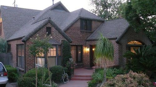 Brown Brick House Pictures Google Search Decorating
