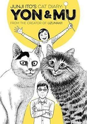 Junji Ito's Cat Diary
