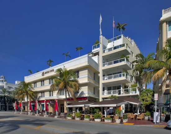 Miami Beach: Bentley Hotel on Ocean Drive, South Beach (Miami Beach, Florida) Hotels in Ocean Drive!