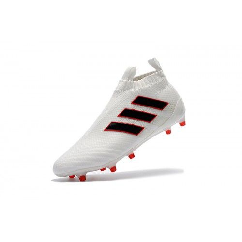 2017 adidas ace 17+ purecontrol fg blanco rojo botas de fútbol adidas ace 17+ purecontrol baratas f