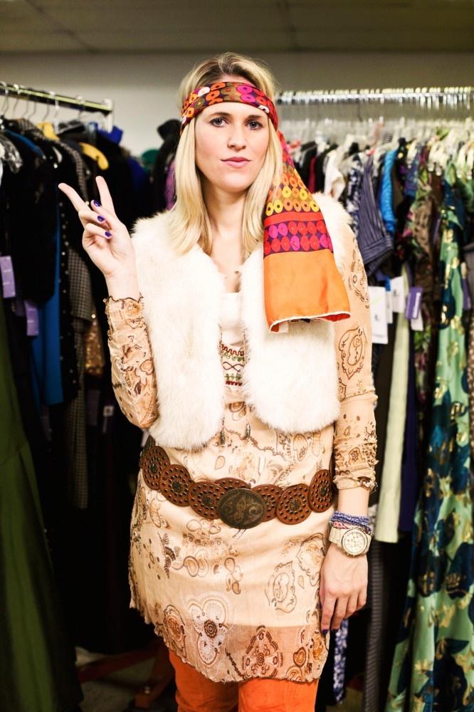 Hippie clothes stores