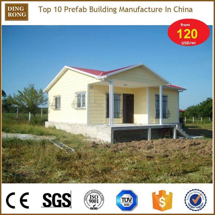 73m2 Prefabricatd Granny Simple House Design In Nepal Low