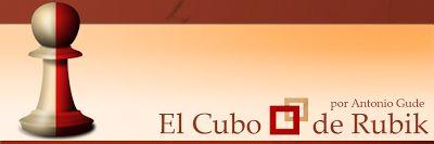 El Cubo de Rubik · Antonio Gude