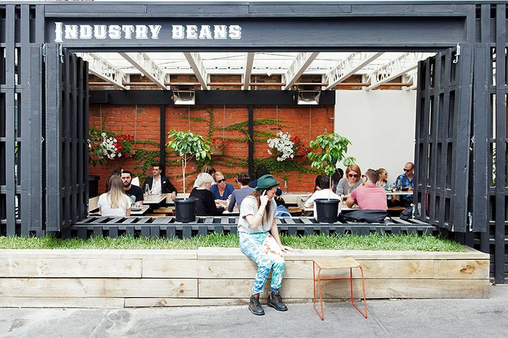 Industry Beans, Victoria
