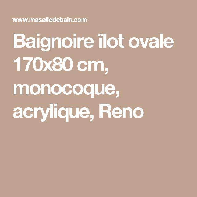 1000 id es sur le th me baignoire acrylique sur pinterest for Baignoire ilot compacte