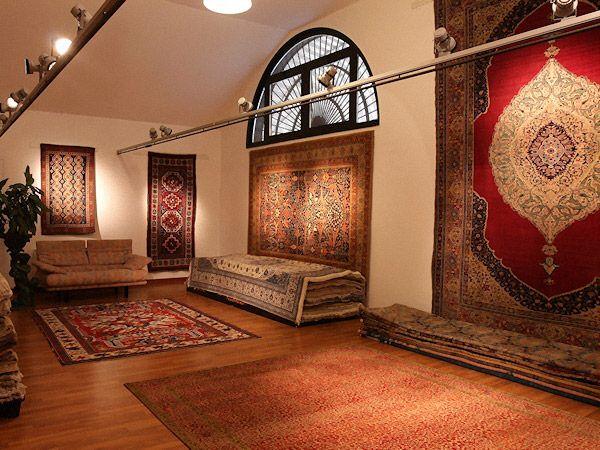 BEATIFUL ANTIQUE TABRIZ HAJIJALILI • Showroom Carpets | Quality Carpet Exhibition - Floor Coverings and Carpets Buying