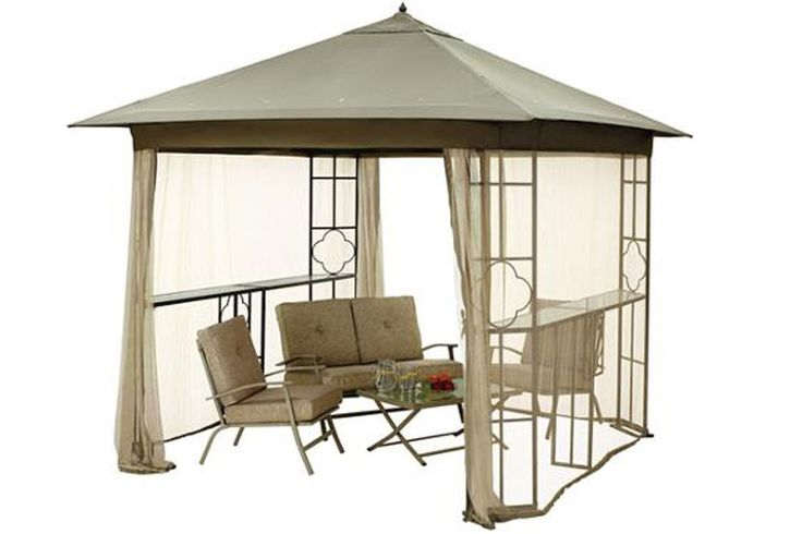 55 Best Replacement Canopies For Gazebos, Pergolas, And