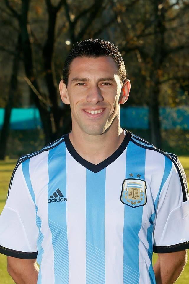 Jugadores de la selección Argentina Mundial Brasil 2014 - Maxi Rodríguez