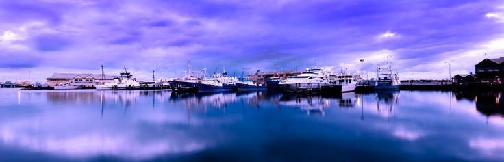 Fremantle Harbour, Perth, Western Australia