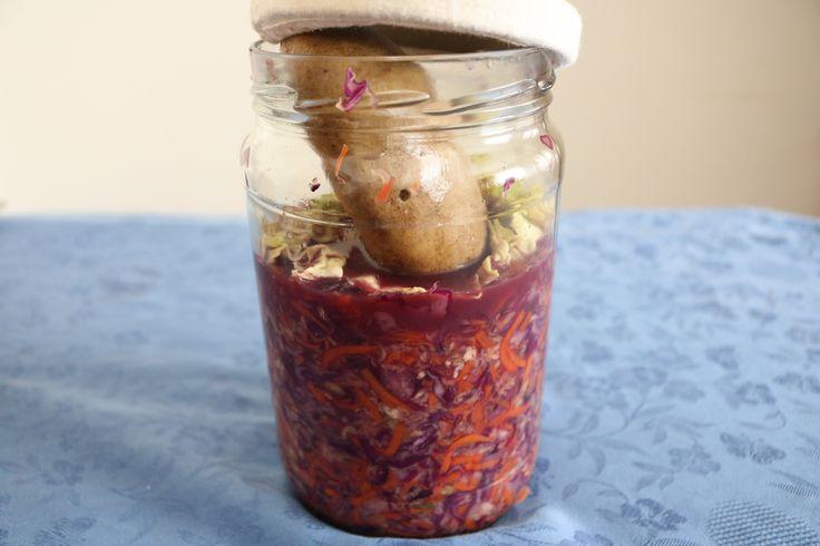 (FR) Comment préparer les légumes fermentés   Anti toxines et probiotiques  (EN) How to ferment vegetables   Detoxifying and probiotic   (ITA) Come preparare le verdure fermentate   Antitossine e probiotiche