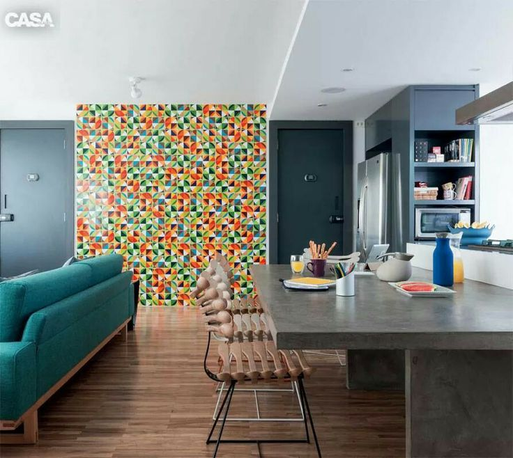 Best 25 departamentos modernos ideas on pinterest for Cocinas departamentos modernos