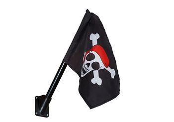 Pirate Flag - Swing Set Accessories