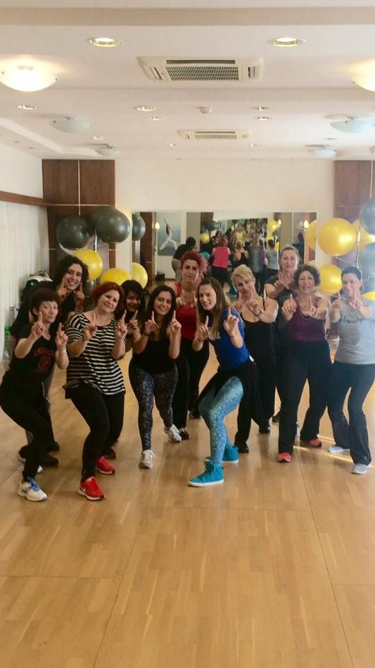 Thanks for sharing Cleopatra Misailidou!  Join us for some Masala Bhangra, an energetic workout dance based on Bollywood / Bhangra music style.  #fitness #koshotel #bodynsoul