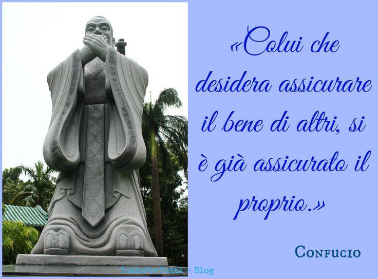 TuttoPerTutti: CONFUCIO 孔夫子 (Zou, 551 a.C. – 479 a.C.) .2