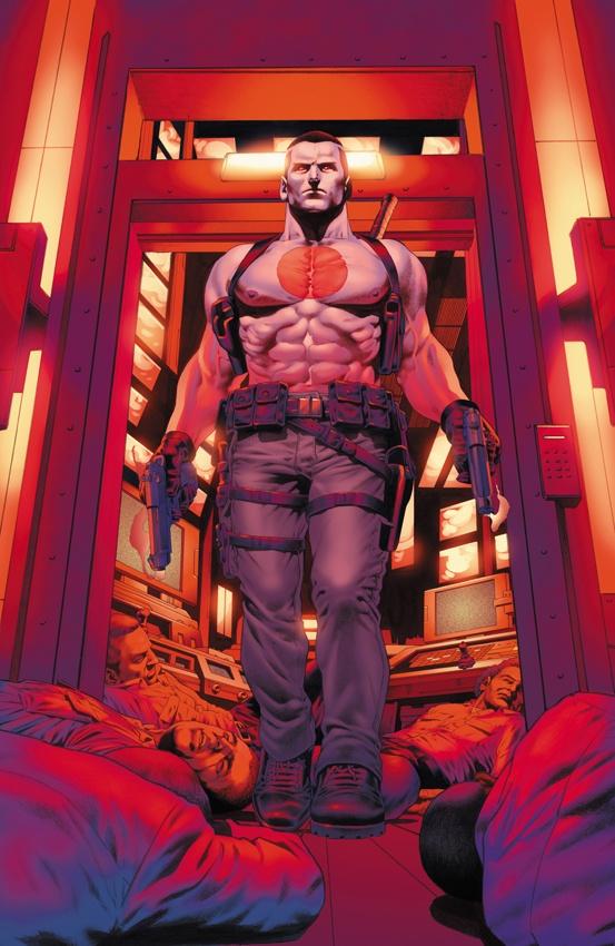 C2E2 2012: VALIANT Comics Relaunch First Looks