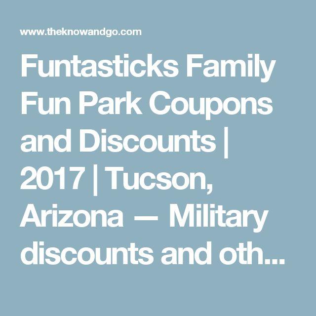 Funtasticks tucson coupons