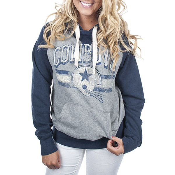 Dallas Cowboys Womens Barrister Hoody !