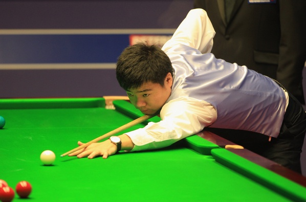 Ding Jun Hui, Dafabet PTC Grand Finals 2013 Champion, Neil Robertson 3-4 Ding Jun Hui
