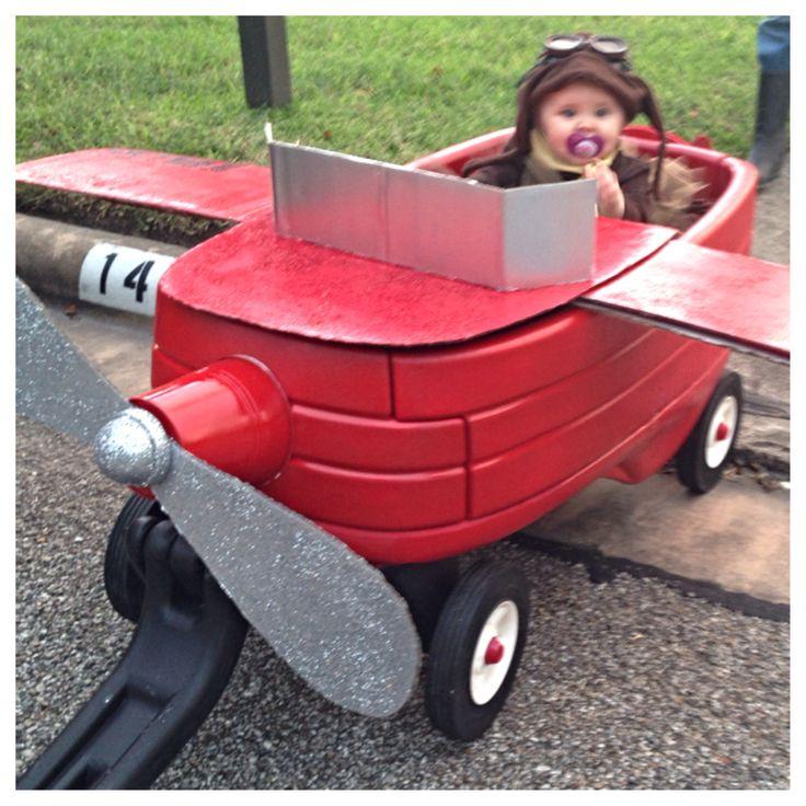 Amelia Earhart Halloween costume