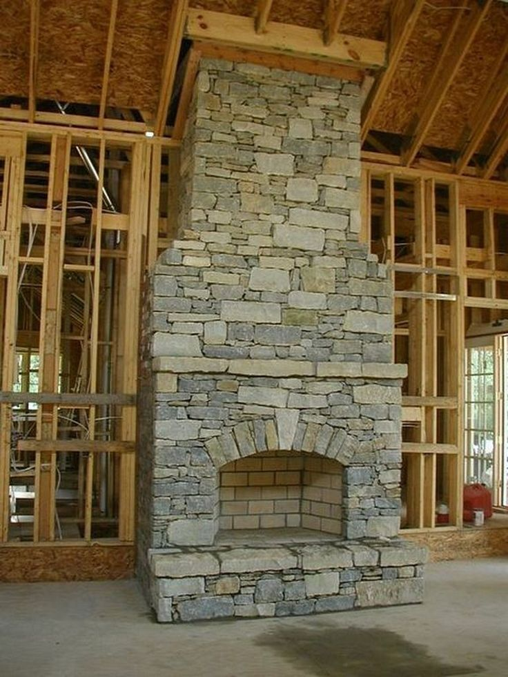 25 Amazing Rustic Exterior Design Ideas: 25+ Amazing Rustic Stone Fireplace Ideas Best Home Design