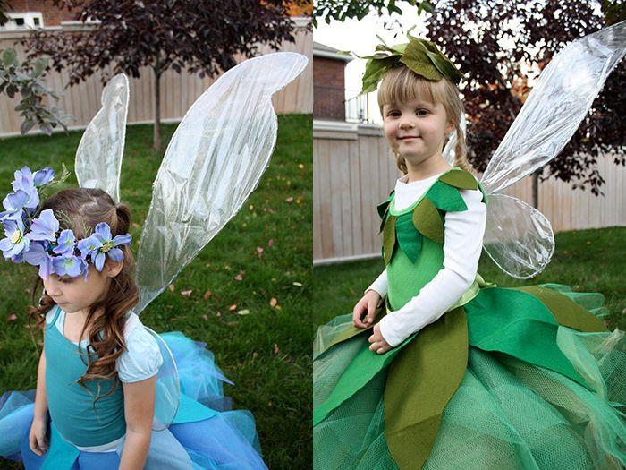 DIY fairy wings tutorial