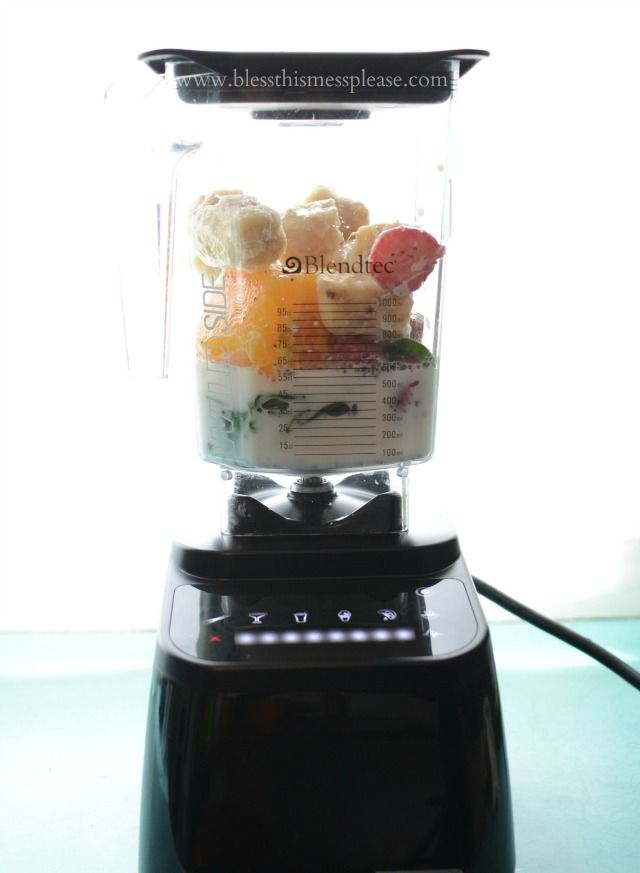 Smoothie 101 - how to make a good, better, and best smoothie, choose your level and enjoy! WIN!