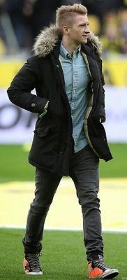 Marco Reus Style in Dortmund - Was trägt er? Wo krieg' ich es? Star Look und…