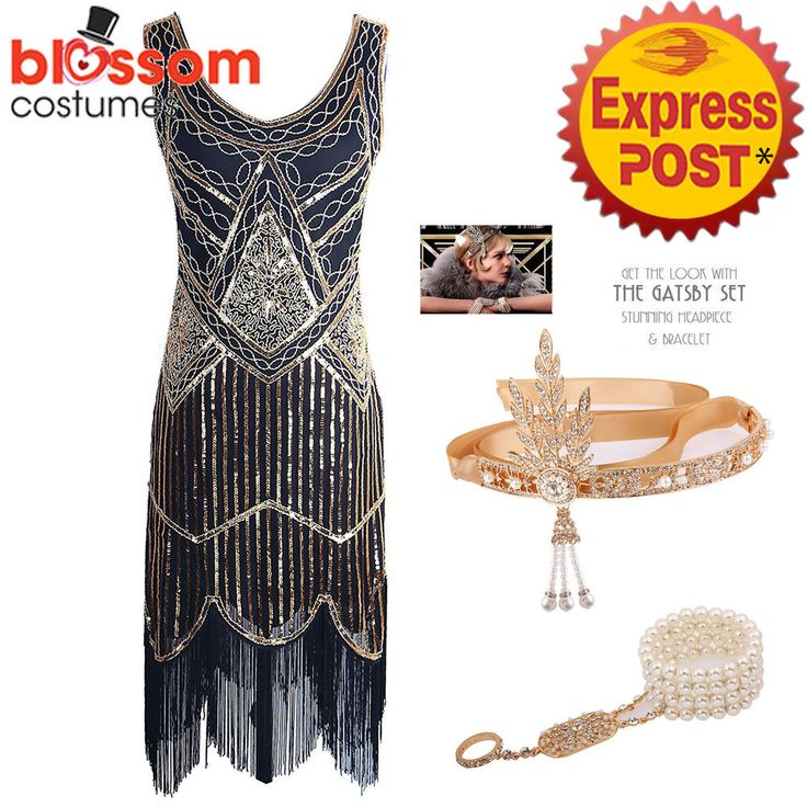 Tabards The Deco Haus: Best 25+ Flapper Costume Ideas On Pinterest