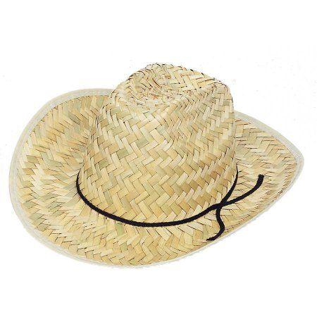 Straw Kids Cowboy Hat  1.27