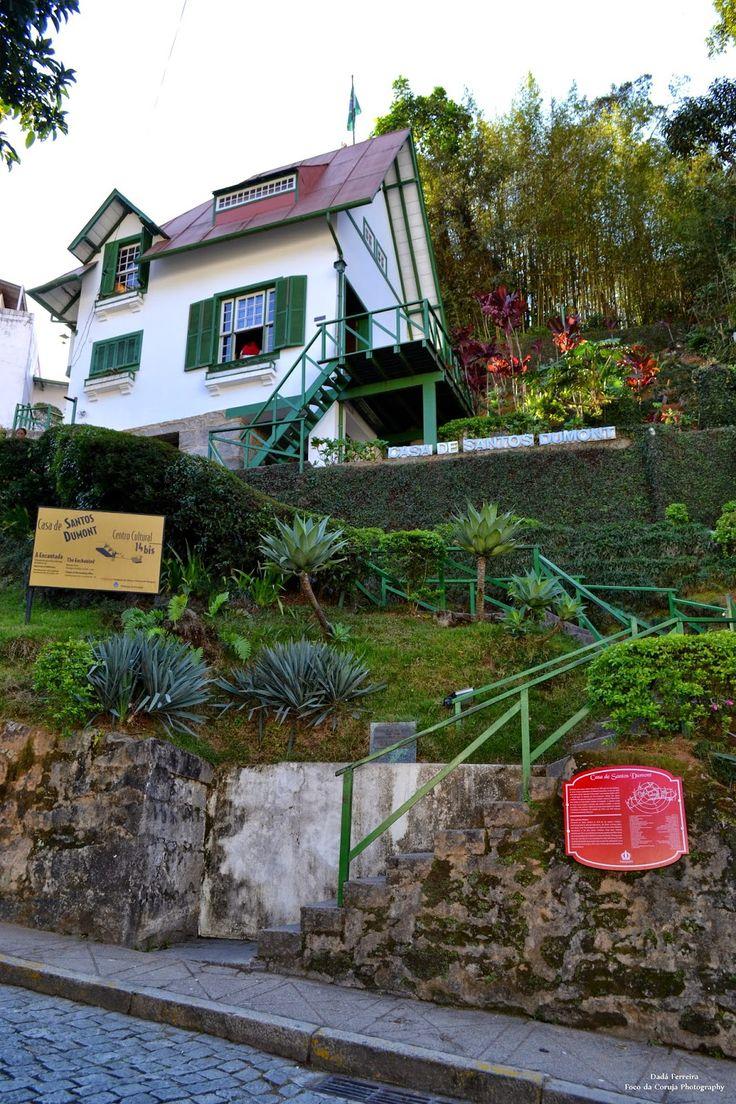 Santos Dumont House - Petrópolis, Rio de Janeiro