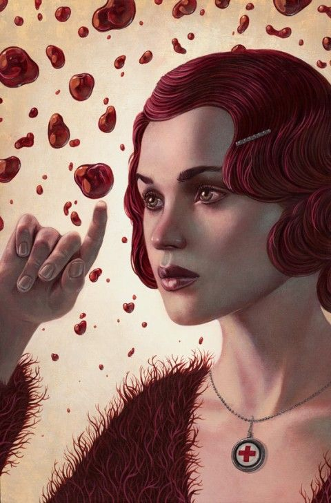 """It's In The Air"" (Blood) 