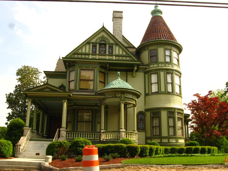 Chicago Queen Anne Victorian Houses House Design And Decorating