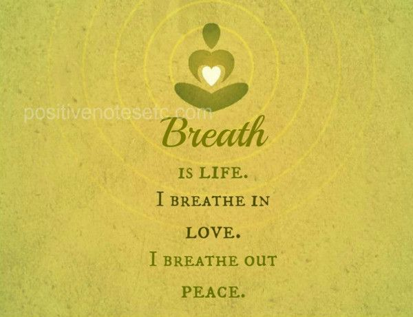 Image result for i breathe in love affirmation\