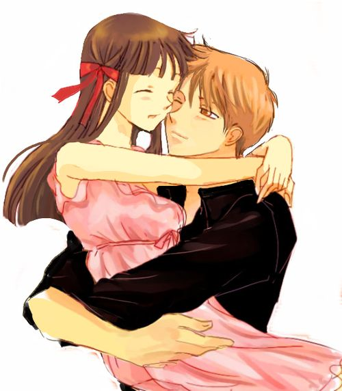 40 Best Images About Tohru & Kyo Love On Pinterest