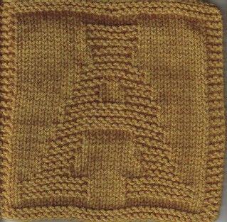 52 best Alphabet Knitting Patterns images on Pinterest ...