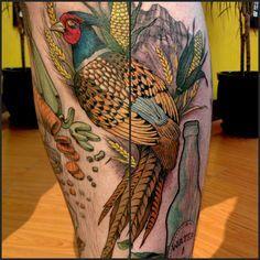 Samantha Smith tattoo