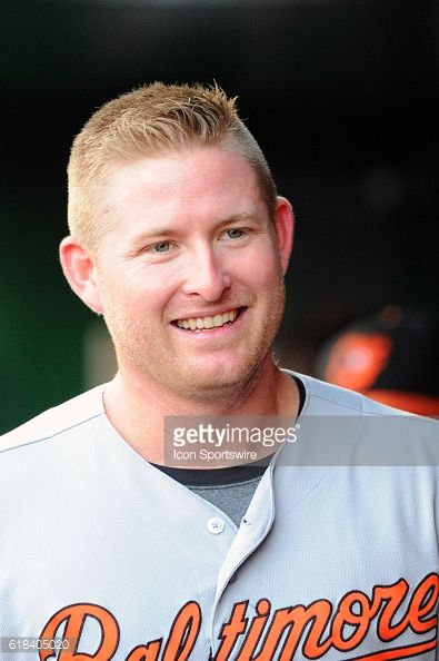 News Photo : Baltimore Orioles right fielder Mark Trumbo in...
