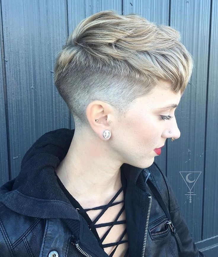 """757 Likes, 3 Comments - #BuzzCutFeed (@buzzcutfeed) on Instagram: """"Amazing Faded Pompadour Hair By @highandtightbarber  Model @havalava  #UCFeed #BuzzCutFeed…"""""""