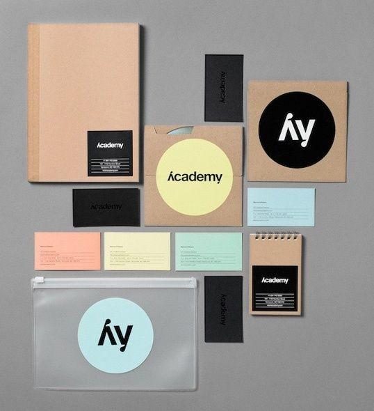 Brand Identity // repinned by www.boksteen.de