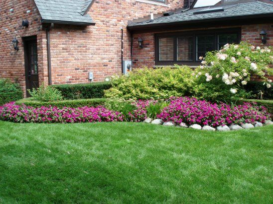 Front yard landscaping ideas on a budget outdoor for Landscaping your yard on a budget