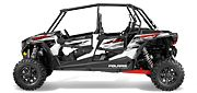 2014 Polaris RZR XP 1000 EPS White Lightning