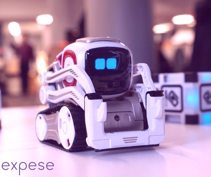 Anki Cozmo is as curious as you. Take this little robot for a spin this weekend.   Join our community today and experience the latest and greatest tech products on your own terms.   #ankicozmo #robot #expeseit #trybeforeyoubuy