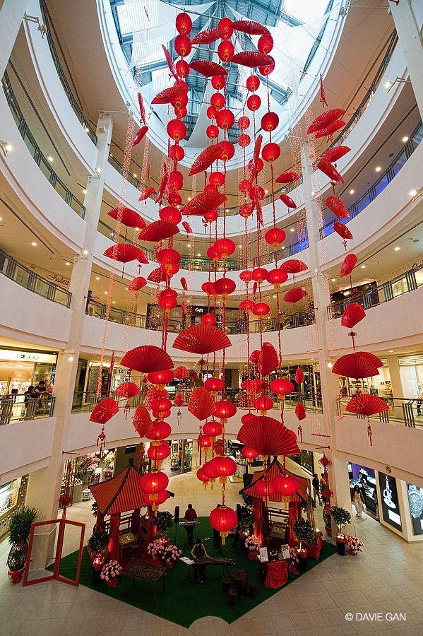 Bangkok Malls Decoration T 236 M Với Google Tet