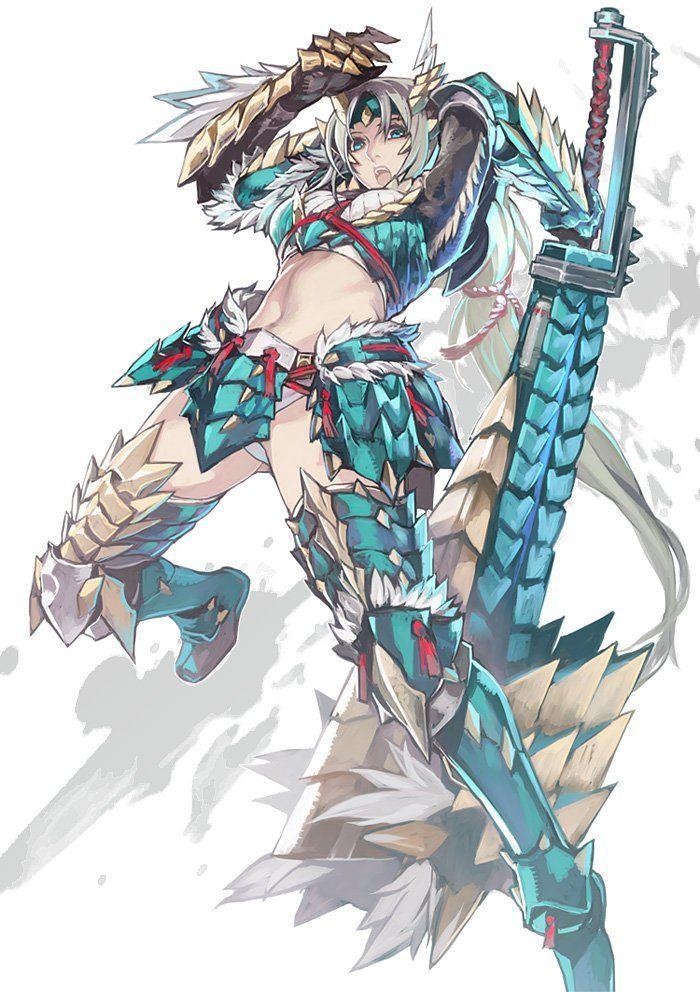Zinogre Armor Monster Hunter In 2019 Monster Hunter Monster