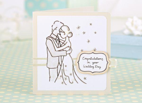 Freebie Friday Make Wedding Cards