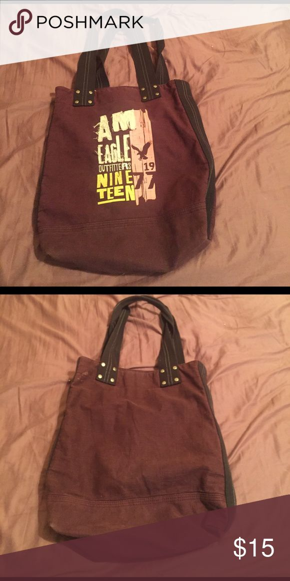 American Eagle Tote Bag Tote Bag American Eagle Outfitters Bags Totes