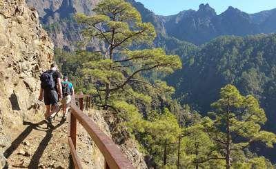 Самые красивые национальные парки Европе. Фото
