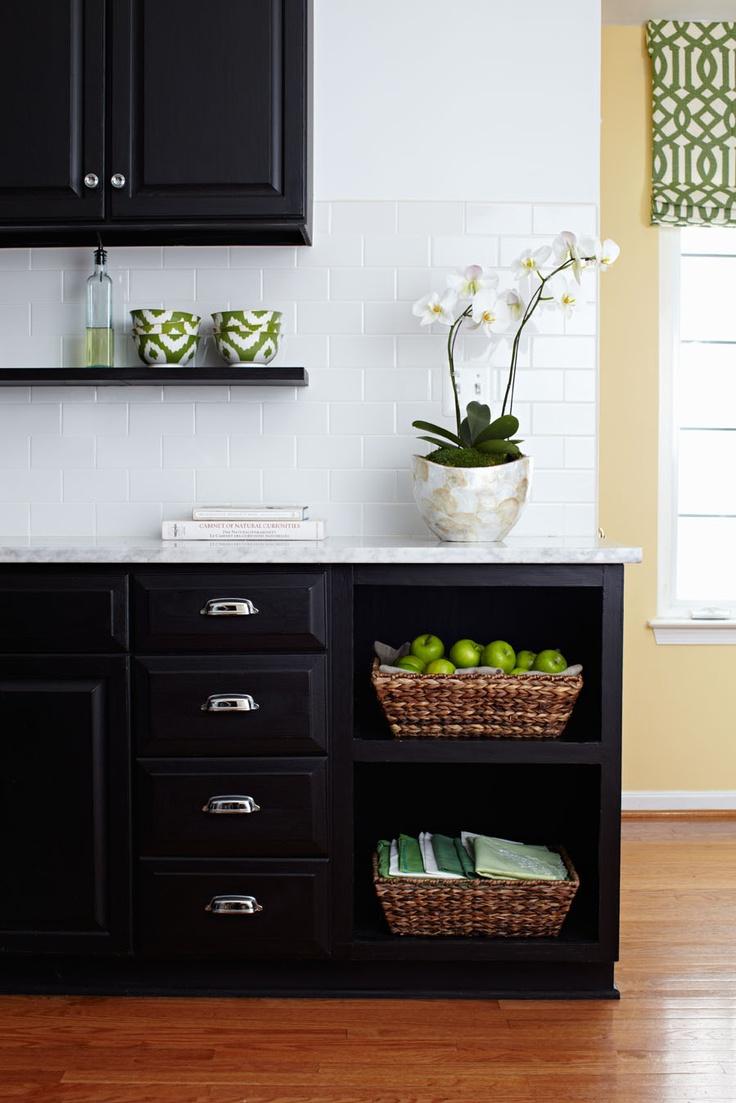Kitchen Cabinets And Storage